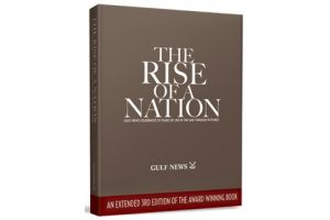The Rise of a Nation (Picture Book)