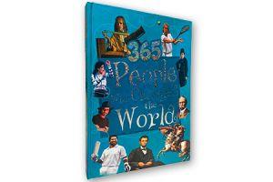 365 PEOPLE WHO CHANGE THE WORLD