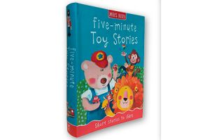 FIVE -  MINUTE TOY STORIES