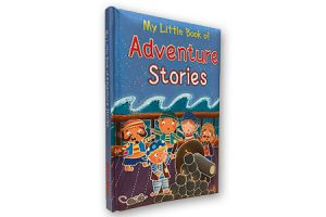 NOW I CAN READ - ADVENTURE STORIES