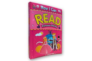 NOW I CAN READ - PRINCESS STORIES