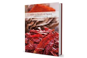 With Pinch of Spice - Fusion Flavours from Dubai